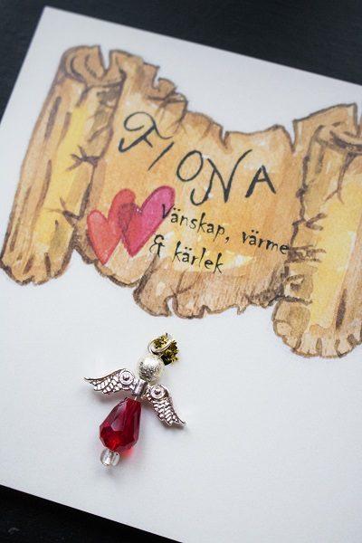 Google sökresultat 'Änglasmycke Fiona kärlek skyddsängel'