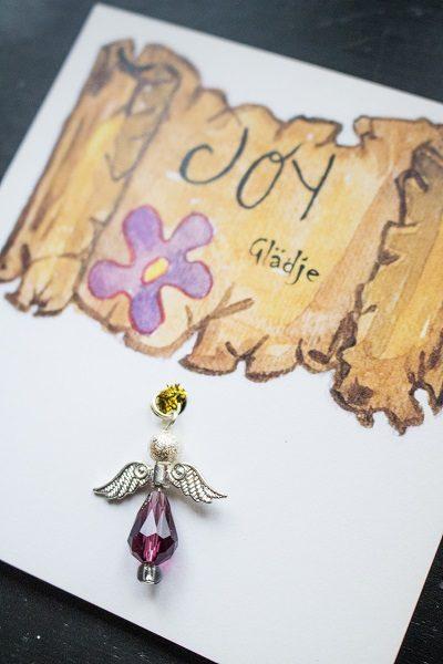 Google sökresultat 'Änglasmycket Joy Glädje'